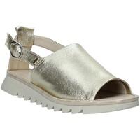Pantofi Femei Sandale  Valleverde 41152 Galben