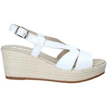 Pantofi Femei Sandale  Valleverde 32211 Alb