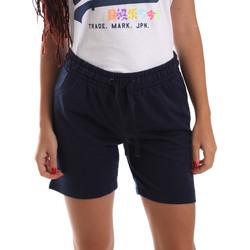 Îmbracaminte Femei Pantaloni scurti și Bermuda Key Up 5F59G 0001 Albastru