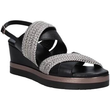 Pantofi Femei Sandale  Inuovo 121007 Negru