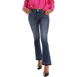 Îmbracaminte Femei Jeans bootcut Byblos Blu 2WJ0012 TE0126 Albastru