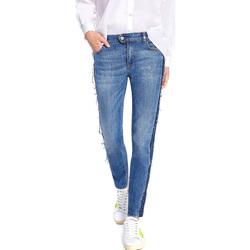 Îmbracaminte Femei Jeans slim Byblos Blu 2WJ0004 TE0135 Albastru