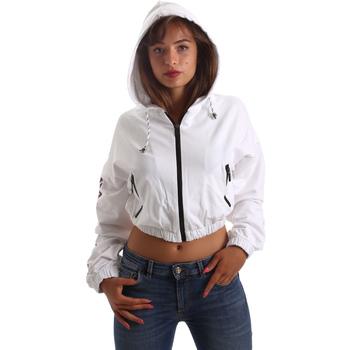 Îmbracaminte Femei Hanorace  Byblos Blu 2WF0005 TE0042 Alb
