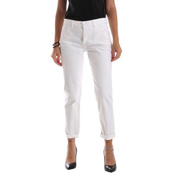 Îmbracaminte Femei Jeans slim Byblos Blu 2WJ0011 TE0128 Alb