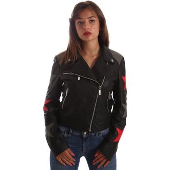 Îmbracaminte Femei Jachete din piele și material sintetic Byblos Blu 2WS0002 LE0007 Negru