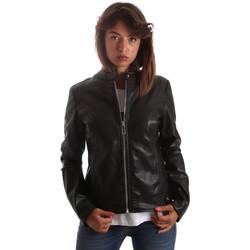 Îmbracaminte Femei Jachete din piele și material sintetic Byblos Blu 2WS0009 TE0060 Negru