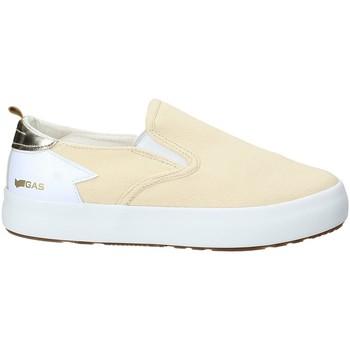 Pantofi Femei Pantofi Slip on Gas GAW910105 Bej