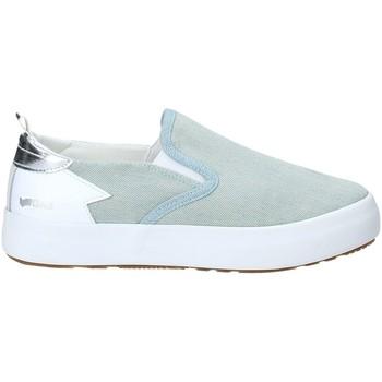Pantofi Femei Pantofi Slip on Gas GAW910105 Albastru