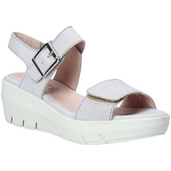 Pantofi Femei Sandale  Grunland SA1881 Alb
