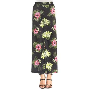 Îmbracaminte Femei Pantaloni fluizi și Pantaloni harem Gaudi 911FD25018 Negru
