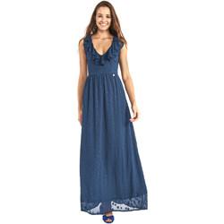 Îmbracaminte Femei Rochii lungi Gaudi 911BD15007 Albastru