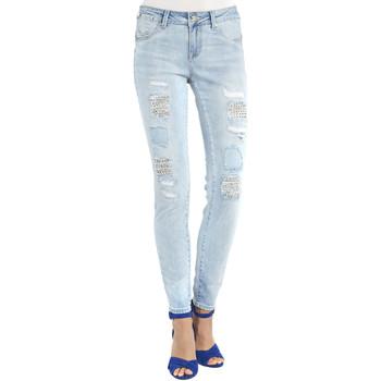Îmbracaminte Femei Jeans boyfriend Gaudi 911BD26013 Albastru