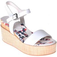Pantofi Femei Sandale  Lumberjack SW40006 001 B01 Alb