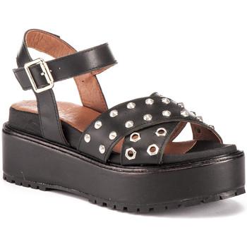 Pantofi Femei Sandale  Lumberjack SW43706 004 Q12 Negru