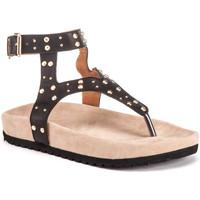 Pantofi Femei Sandale  Lumberjack SW57506 002 Q12 Negru
