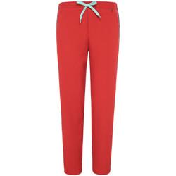 Îmbracaminte Femei Pantaloni de trening Pepe jeans PL211284 Roșu