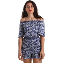 Îmbracaminte Femei Jumpsuit și Salopete Pepe jeans PL230259 Albastru