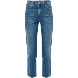 Îmbracaminte Femei Jeans drepti Wrangler W238TN Albastru