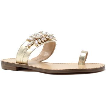 Pantofi Femei  Flip-Flops Gold&gold A19 GL303 Aur