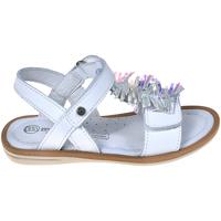 Pantofi Fete Sandale  Melania ME4009D9E.A Alb