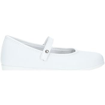 Pantofi Fete Balerin și Balerini cu curea Melania ME2022D9E.B Alb