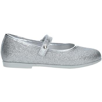 Pantofi Fete Balerin și Balerini cu curea Melania ME6052F9E.D Gri