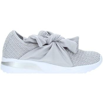 Pantofi Copii Pantofi Slip on Sweet Years S19-SSK221 Gri