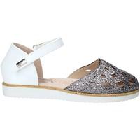 Pantofi Fete Sandale  Miss Sixty S19-SMS580 Alb