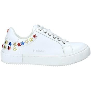 Pantofi Copii Pantofi sport Casual Holalà HS0047L Alb