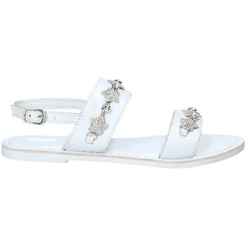 Pantofi Fete Sandale  Holalà HT0022L Alb