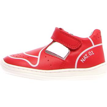 Pantofi Copii Sandale  Naturino 2013464-01-0H05 Roșu