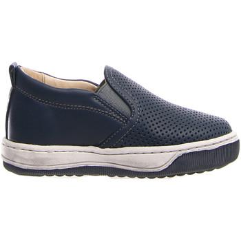 Pantofi Copii Pantofi Slip on Naturino 2013784-61-0C02 Albastru