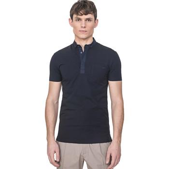 Îmbracaminte Bărbați Tricou Polo mânecă scurtă Antony Morato MMKS01741 FA120022 Albastru