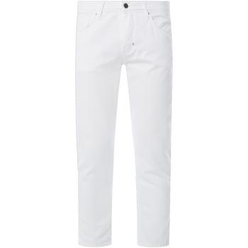 Îmbracaminte Bărbați Jeans slim Antony Morato MMTR00502 FA900123 Alb