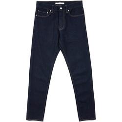 Îmbracaminte Bărbați Jeans drepti Calvin Klein Jeans J30J312022 Albastru