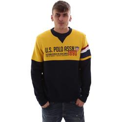 Îmbracaminte Bărbați Hanorace  U.S Polo Assn. 52522 49151 Galben