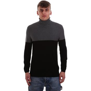 Îmbracaminte Bărbați Pulovere Gaudi 921BU53011 Negru