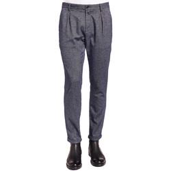 Îmbracaminte Bărbați Pantaloni de costum Gaudi 921BU25018 Albastru