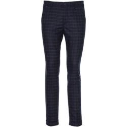 Îmbracaminte Bărbați Pantaloni de costum Nero Giardini A970573U Albastru