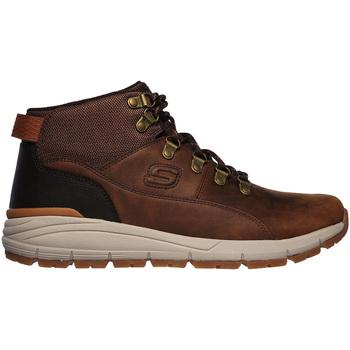 Pantofi Bărbați Ghete Skechers 66180 Maro