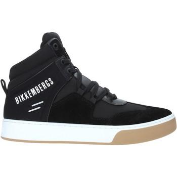 Pantofi Bărbați Pantofi sport stil gheata Bikkembergs B4BKM0038 Negru
