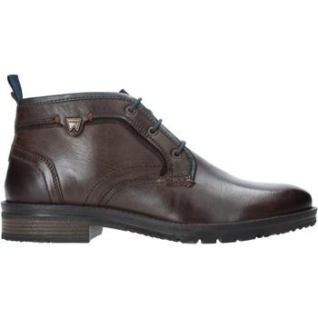 Pantofi Bărbați Ghete Wrangler WM92063A Maro