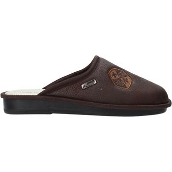 Pantofi Bărbați Papuci de casă Susimoda 5804 Maro