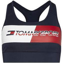 Îmbracaminte Femei Bustiere sport Tommy Hilfiger S10S100299 Albastru