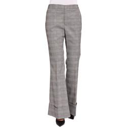 Îmbracaminte Femei Pantaloni de costum Gaudi 921FD25022 Negru