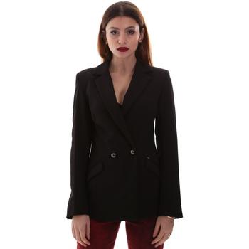 Îmbracaminte Femei Sacouri și Blazere Gaudi 921FD35003 Negru