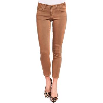 Îmbracaminte Femei Pantalon 5 buzunare Gaudi 921BD25015 Maro