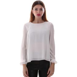 Îmbracaminte Femei Cămăși și Bluze Gaudi 921BD45023 Alb