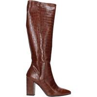 Pantofi Femei Cizme casual Grace Shoes 140M011 Maro