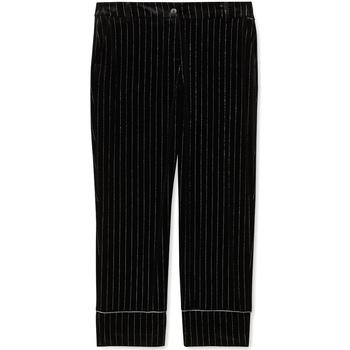 Îmbracaminte Femei Pantaloni de costum Liu Jo F69250 T4097 Negru